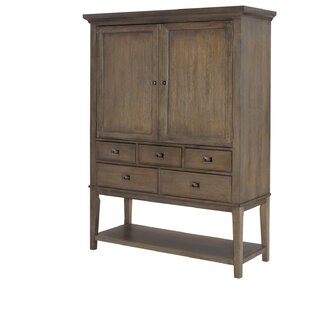 Gracie Oaks Baford Bar Cabinet