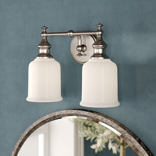 Combe 2-Light Vanity Light By Birch Lane? Heritage