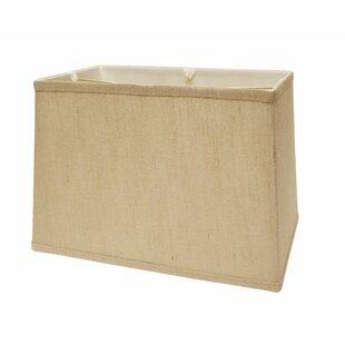 Slant Softback 14 Bamboo/Rattan Rectangular Lamp Shade