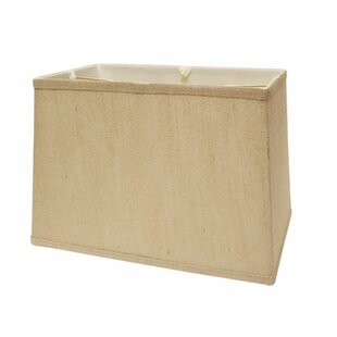 Slant Softback 18 Bamboo/Rattan Rectangular Lamp Shade