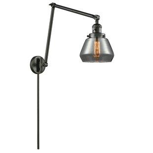 Brayden Studio Dupree Double 1-Light Swing Arm