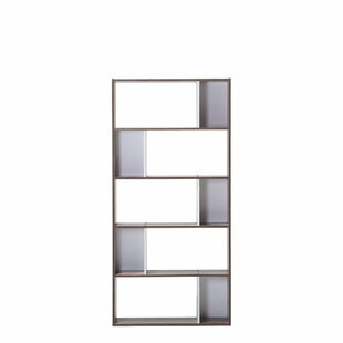 Tryphosa 5 Tier Standard Bookcase by Latitude Run