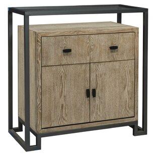 Read Reviews Pollark Wooden 2 Door Accent Cabinet ByWrought Studio