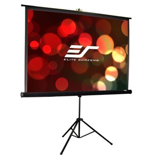 Tripod Pro Series White Portable Projection Screen Elite Screens
