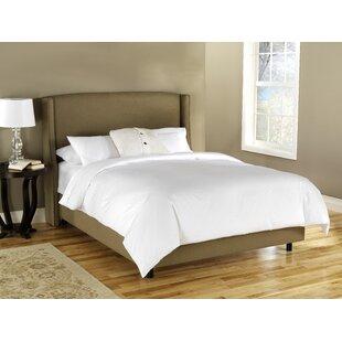 Goodrich Upholstered Panel Bed