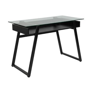 Pannell Glass Credenza desk