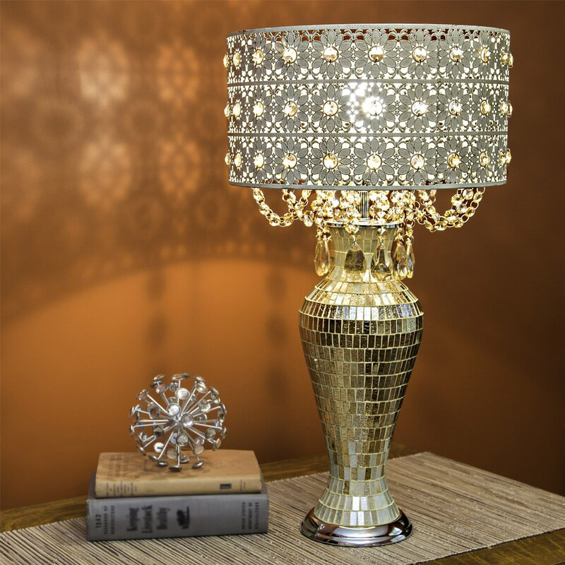 Poetic wanderlust 25 table lamp