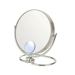 Jerdon Mini Travel Mirror