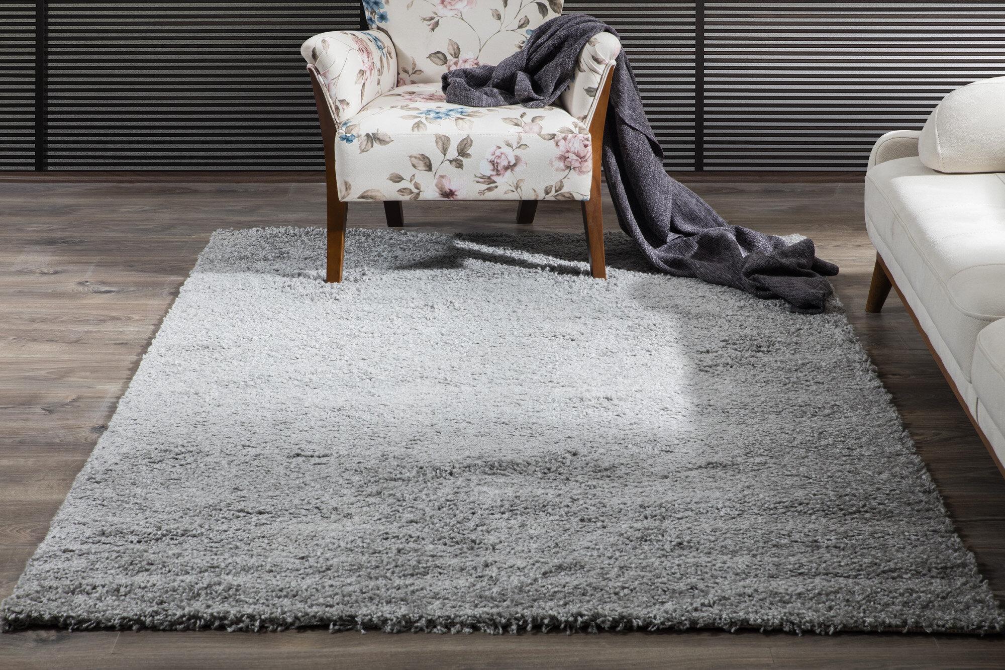 Gant Gray Area Rug By Perla Furniture
