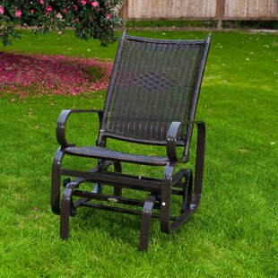 West Orange Glider Chair