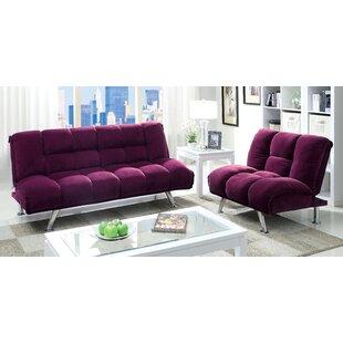 Purple Living Room Sets You\'ll Love   Wayfair