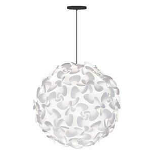 Whitworth 1-Light Pendant by Ivy Bronx
