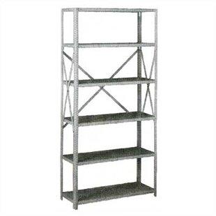 Buy clear Q Line Box-Formed 6 Shelving Unit ByTennsco Corp.