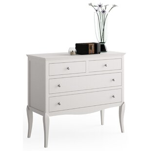 Knollwood 4 Drawer Chest Of Drawers By August Grove