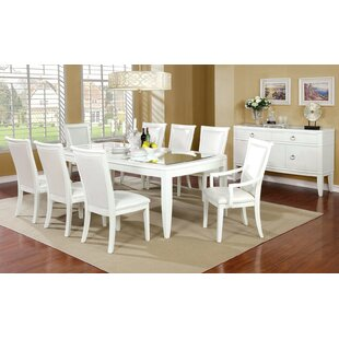 Janet Drop Leaf Dining Table