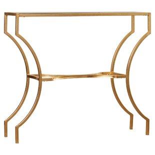 Bonnert Console Table By Fairmont Park
