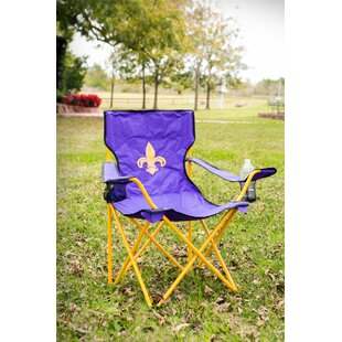 Michelle Fleur de Lis Lawn Folding Camping Chair