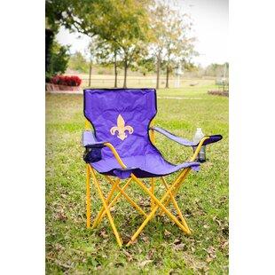Michelle Fleur de Lis Lawn Folding Camping Chair