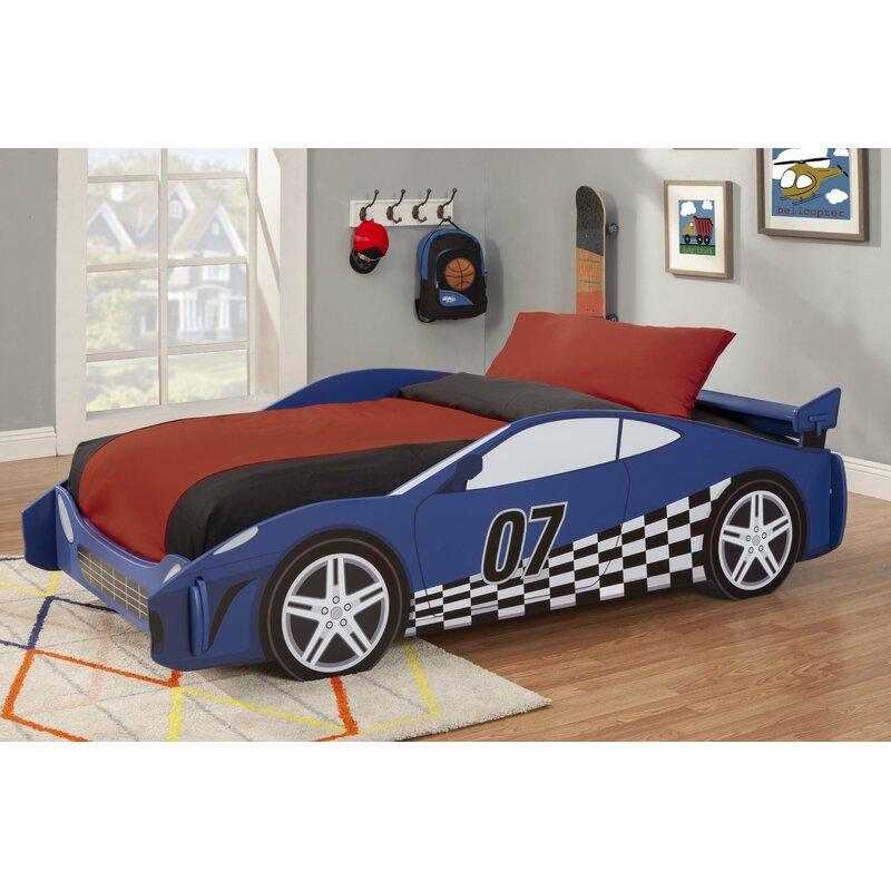 Legare Furniture Race Twin Car Bed Reviews Wayfair