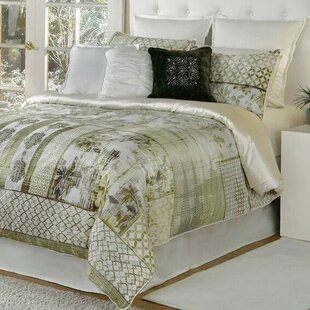 Quinn 4 Piece Comforter Set by Spectrum Home Textiles