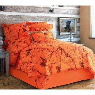 Realtree Bedding Realtree AP Blaze 3 Piece Twin Reversible Comforter Set
