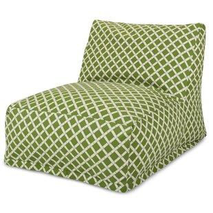 Ayer Pattern Bean Bag Lounger ByZipcode Design