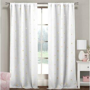 baby girl nursery curtains wayfair