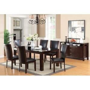 Aston 7 Piece Dining Set by Hokku Designs