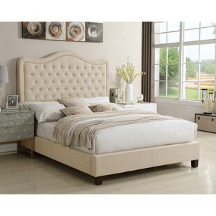 Rauscher Upholstered Panel Bed