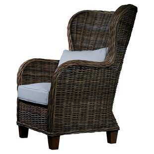 Levering Arm Chair with Cushion