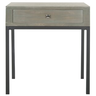Lorinda End Table by Wrought Studio Savings