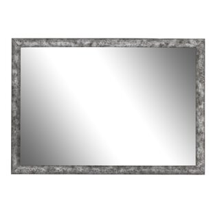 Tadlock Industrial Accent Mirror by 17 Stories
