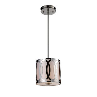 House of Hampton Kohn 1-Light Pendant
