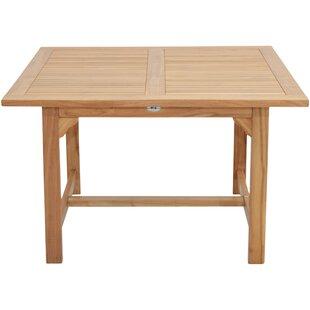 Elderfield Teak Dining Table By Sol 72 Outdoor