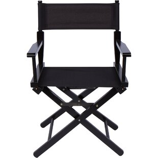 Folding Director Chair by Trademark Innovations