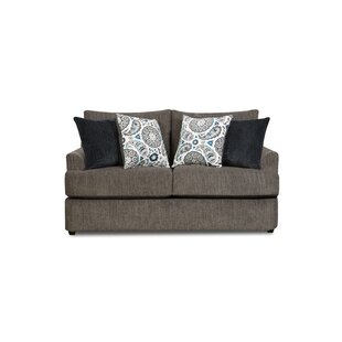 Best Choices Simmons Upholstery Seminole Loveseat by Red Barrel Studio Reviews (2019) & Buyer's Guide