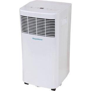 6,000 BTU Portable Air Conditioner With Remote