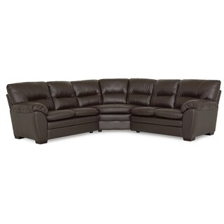 Alloway Symmetrical Curved Symmetrical Sectional by Palliser Furniture SKU:DC263980 Details