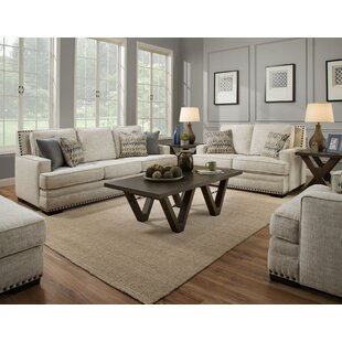 Darby Home Co Naik 2 Piece Living Room Set