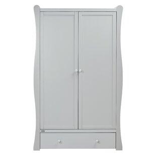 Bria 2 Door Wardrobe By Harriet Bee
