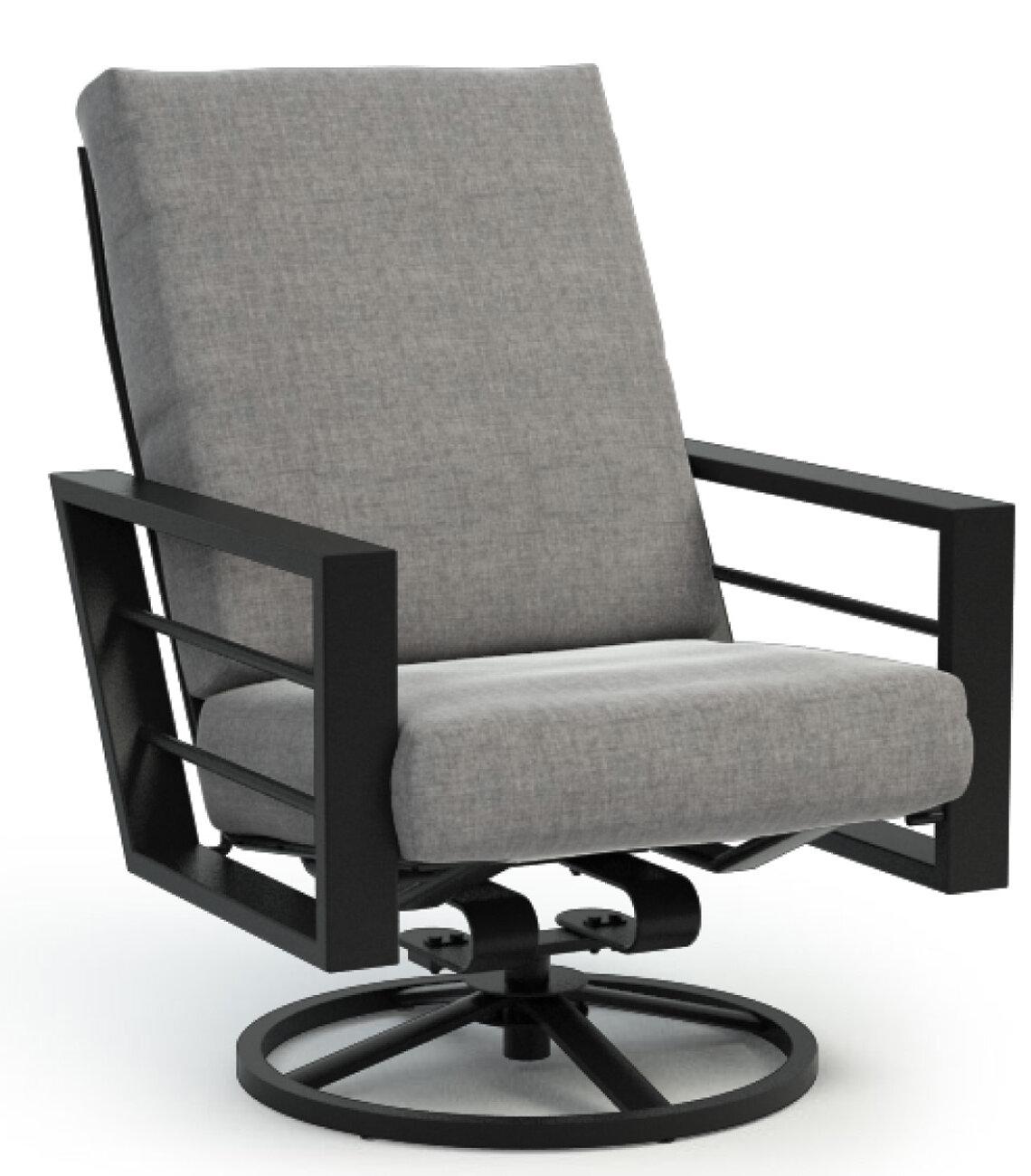 Rocker Chat Swivel Patio Chair