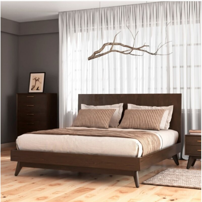 Vig Furniture Platform 5 Piece Bedroom Set Reviews Wayfair