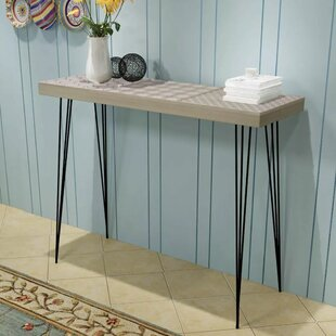 Cascade Console Table