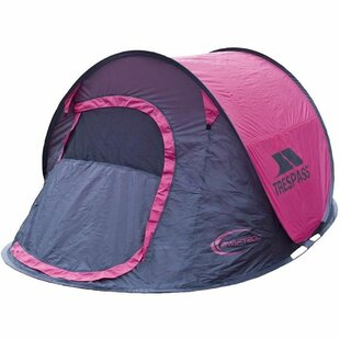 Pop Up 2 Person Tent With Carry Bag Image