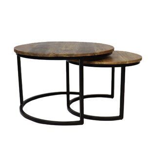 Lana 2 Piece Coffee Table Set By George Oliver