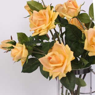 Real Touch 3 Rose Flower