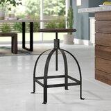 Lynde Adjustable Height Swivel Bar Stool by Trent Austin Design®