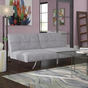 Dariana Ash Convertible Sofa by Zipcode D..