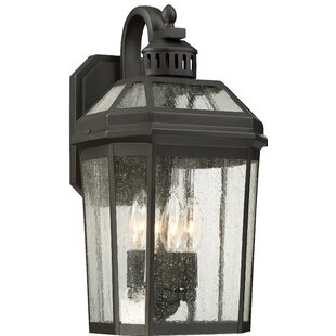 Krithika 4-Light Outdoor Wall Lantern by Gracie Oaks