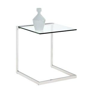 Ikon Leighton End Table By Sunpan Modern